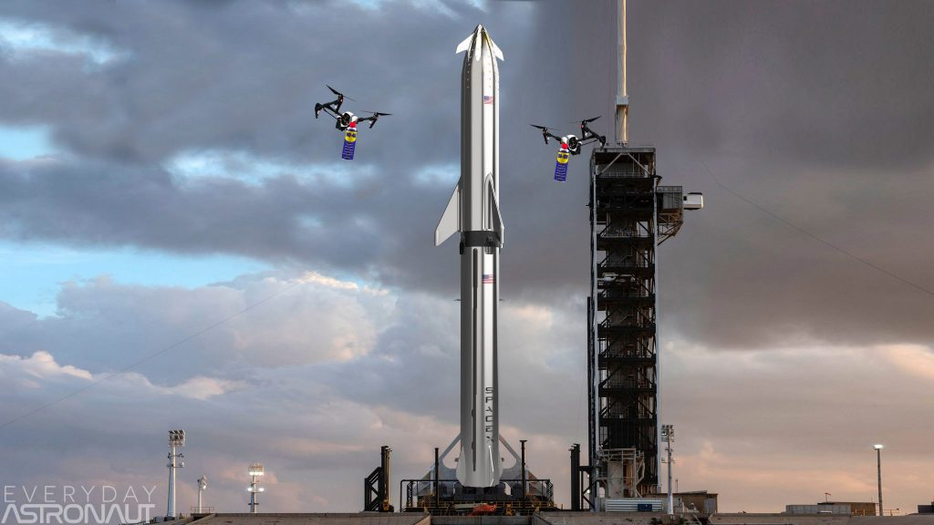 Why SpaceX ditched lightweight Carbon Composites for ...