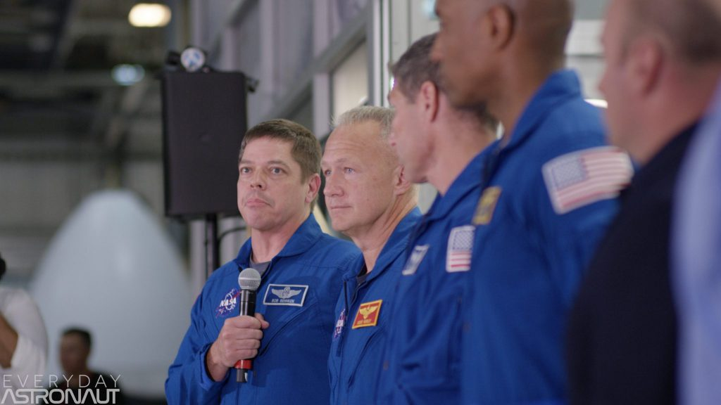 Commercial Crew SpaceX