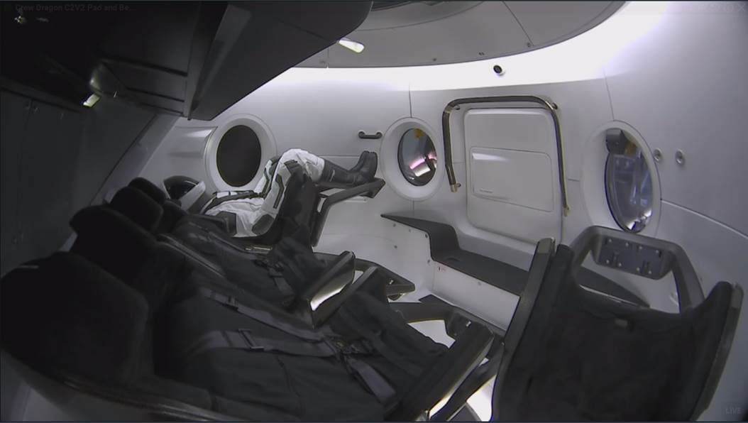 SpaceX, Crew Dragon, Anthropomorphic Test Device, Ripley, Starman