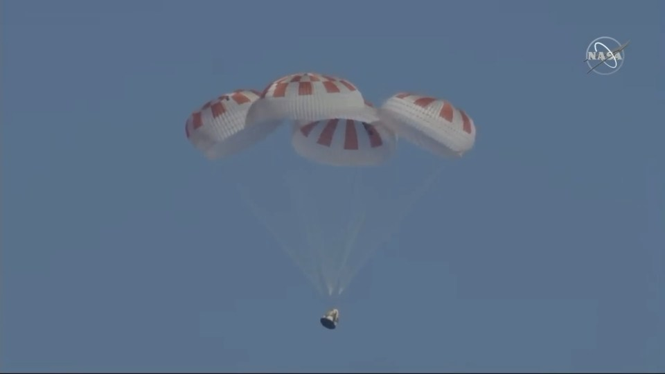 SpaceX Crew Dragon splash down brings NASA Astronauts closer to launching from America