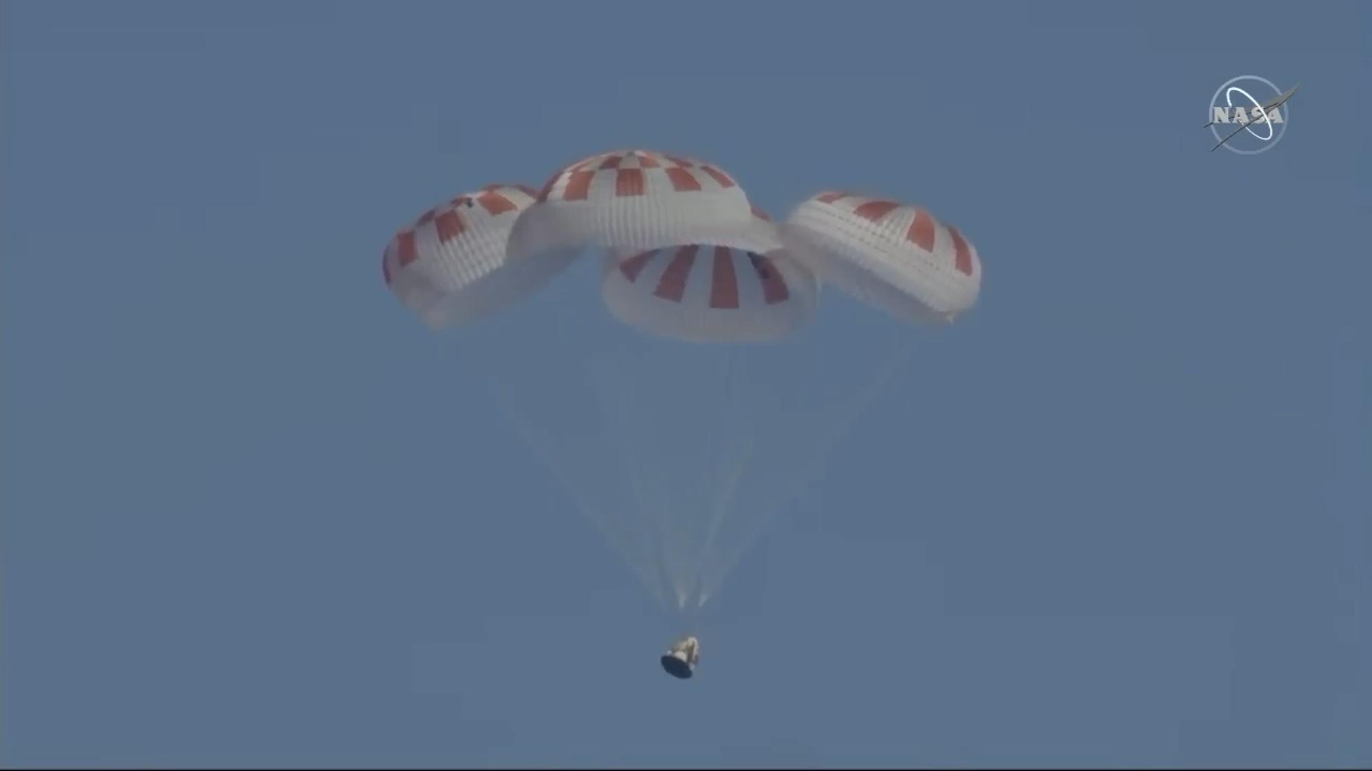 SpaceX Crew Dragon splash down brings NASA Astronauts closer to