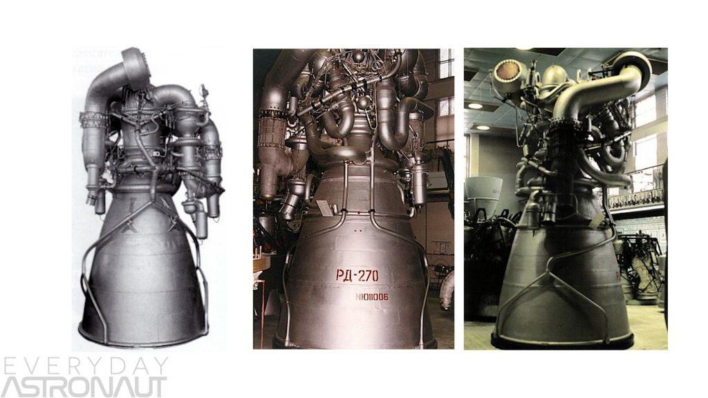 RD 270 engine