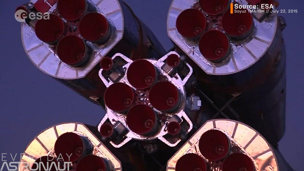 Soyuz Vernier Thrusters