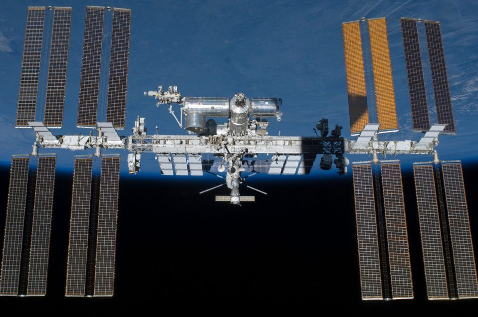 The ISS is opening its doors to tourists!