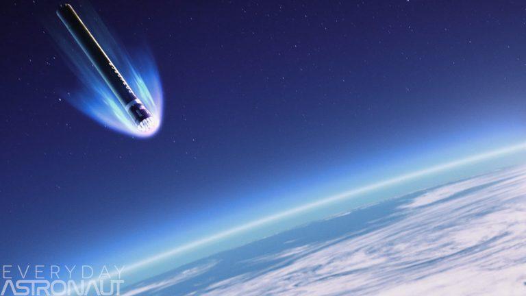 Rocket Lab proving reusability