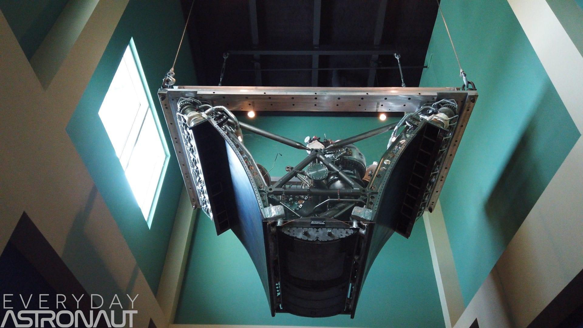 XRS-2200 Aerospike engine stennis infinity science center