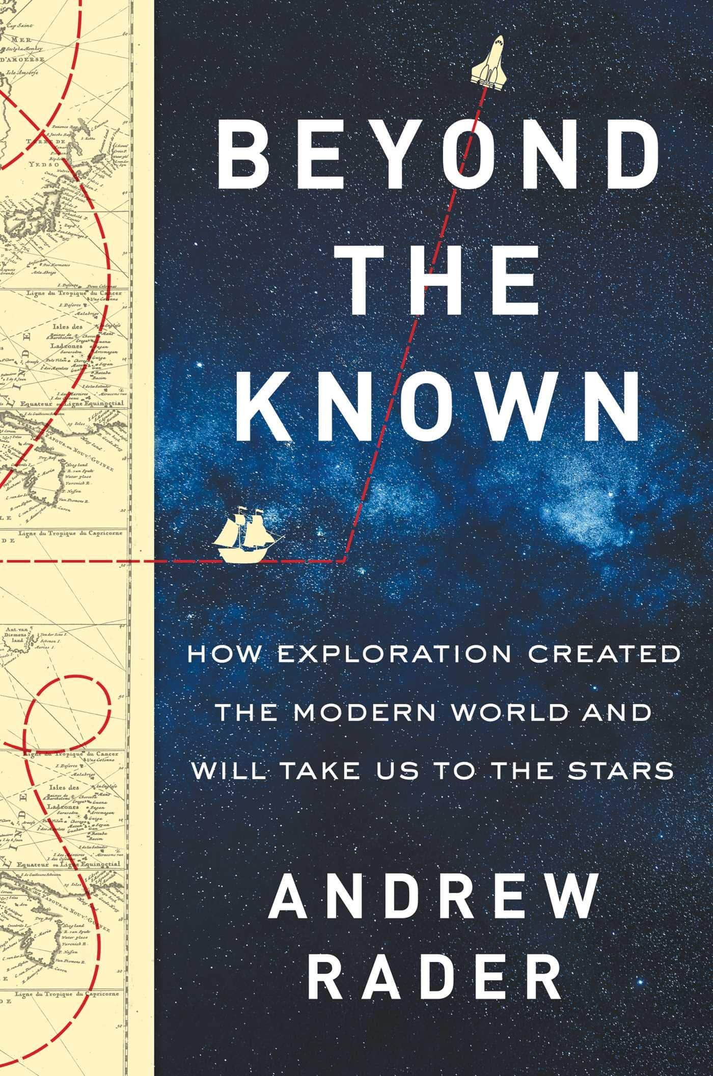 Beyond the known andrew rader