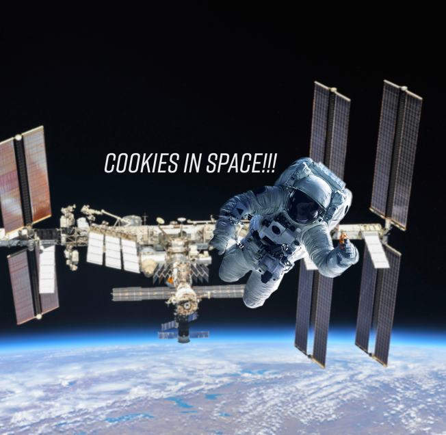 How NASA will bake in space for the first time and why that's a BIG deal!