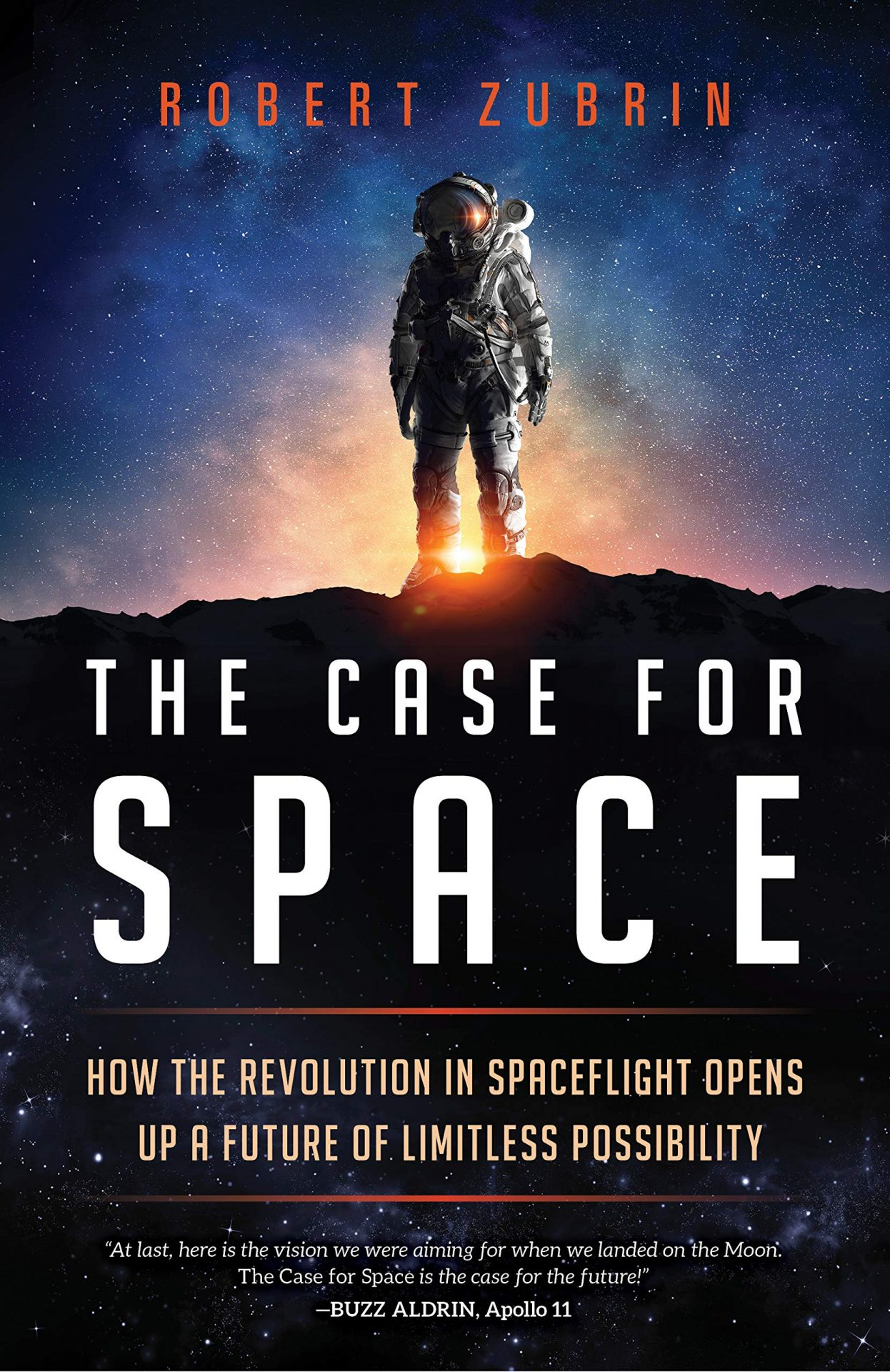 The Case for Space book robert zubrin