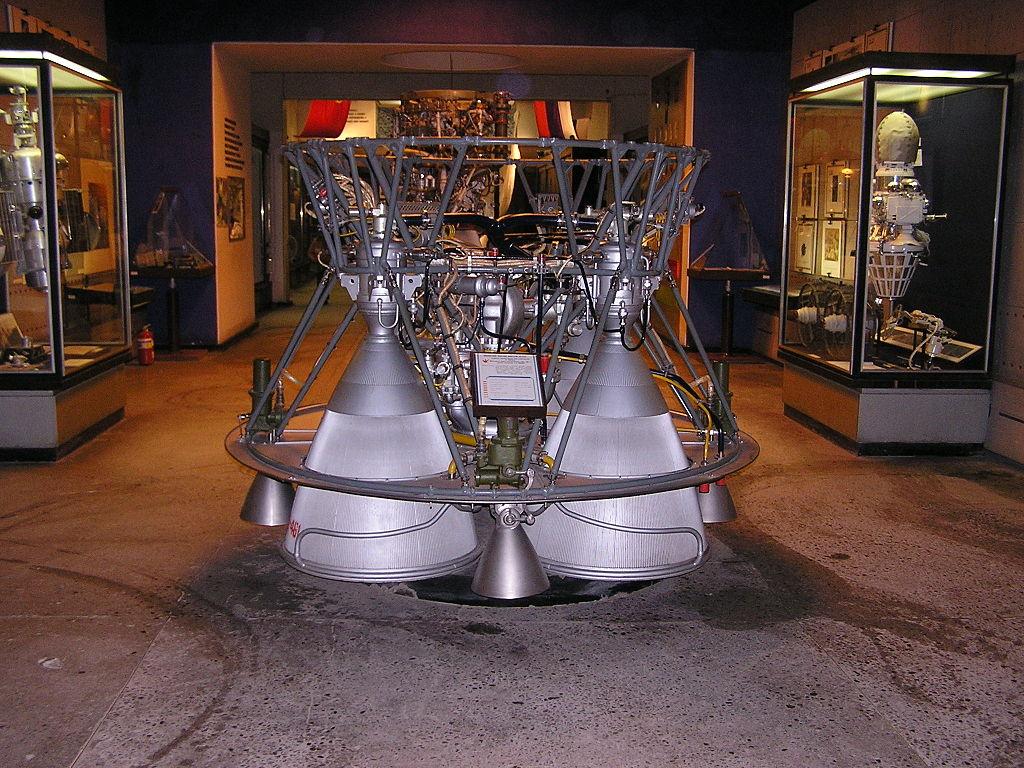 RD-0110 Soyuz third stage engine
