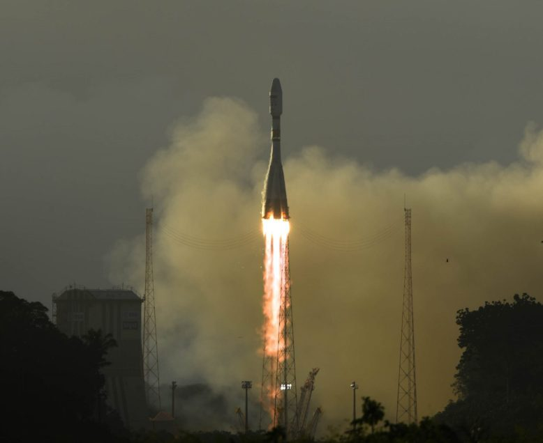 Falcon Eye 2 | Soyuz STA/Fregat