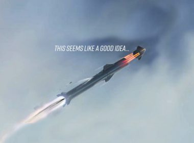 Starship abort