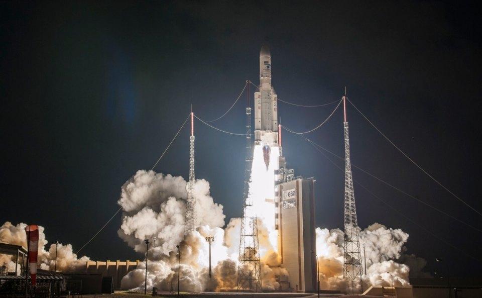 Ariane 5 ECA | JCSAT-17 & GEO-KOMPSAT-2B