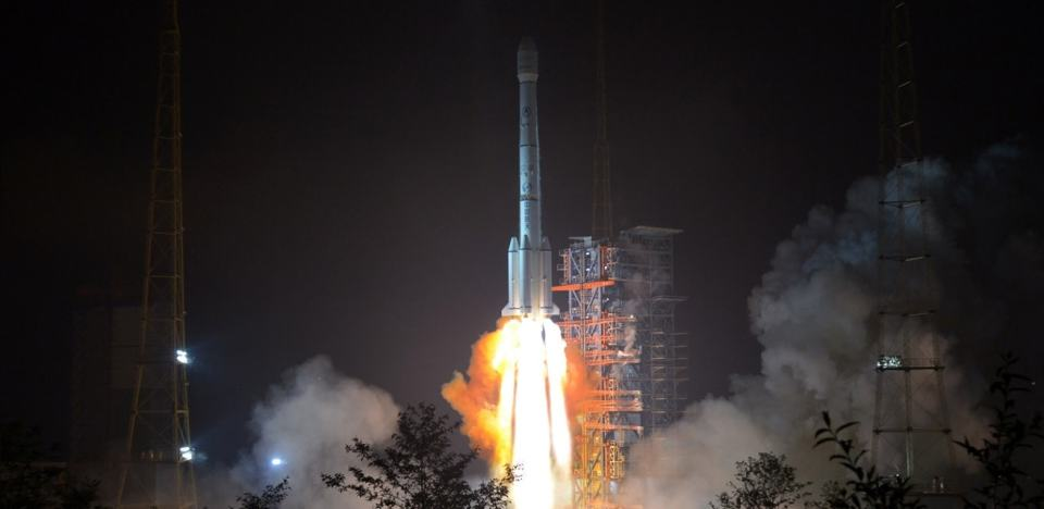 Long March 3B | Beidou-3 G2