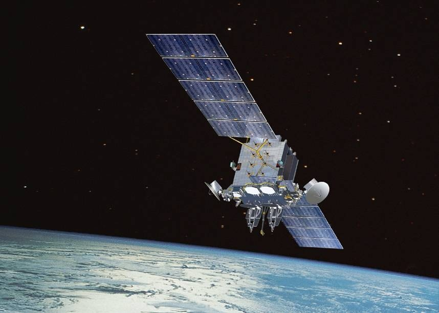 satellite AEHF earth rocket northrop grumman