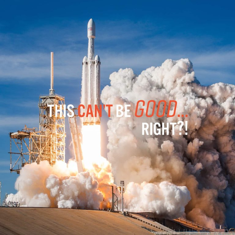 How much do rockets pollute SpaceX falcon 9 falcon heavy emissions pollution rocket exhaust environmental impact smoke toxic chemicals