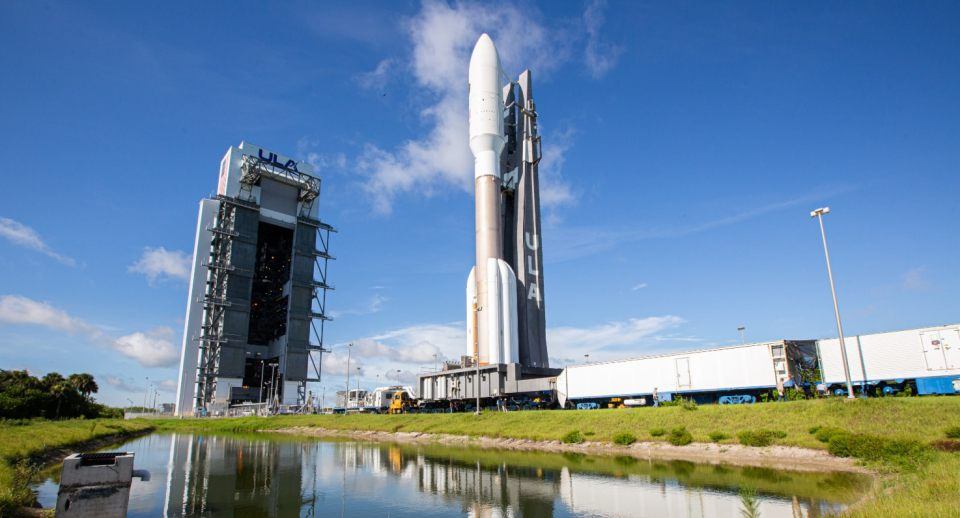 Prelaunch Preview: AEHF-6 | Atlas V 551