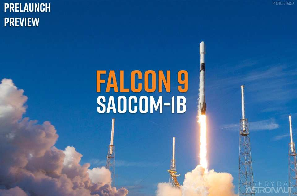 SAOCOM-1B | Falcon 9 Block 5 | Post-launch Review