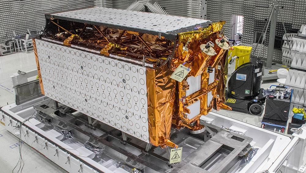 SAOCOM-1B satellite