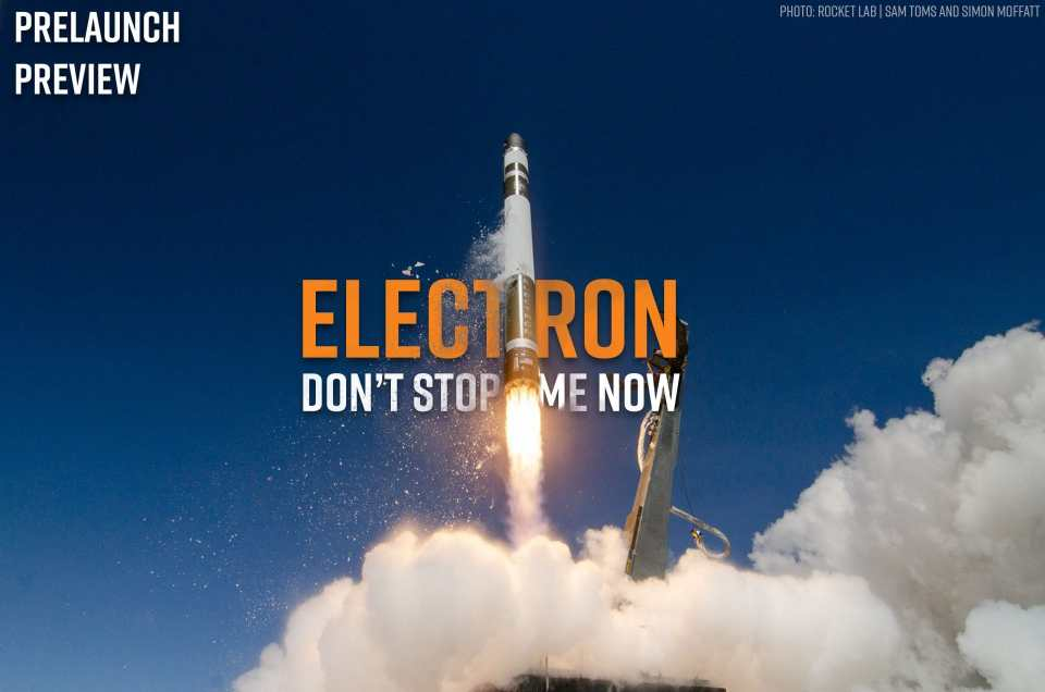 Don't Stop Me Now | Electron | Prelaunch Preview