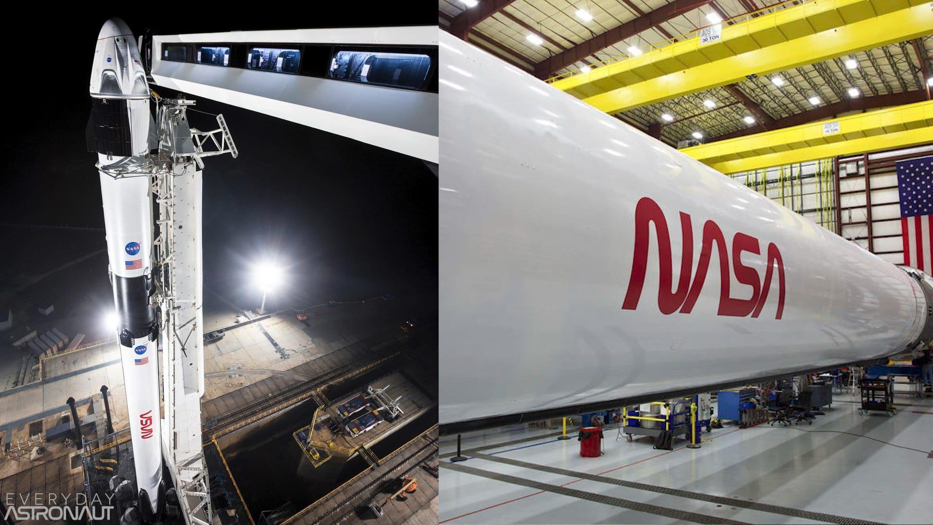 Falcon 9 SpaceX NASA DM-2