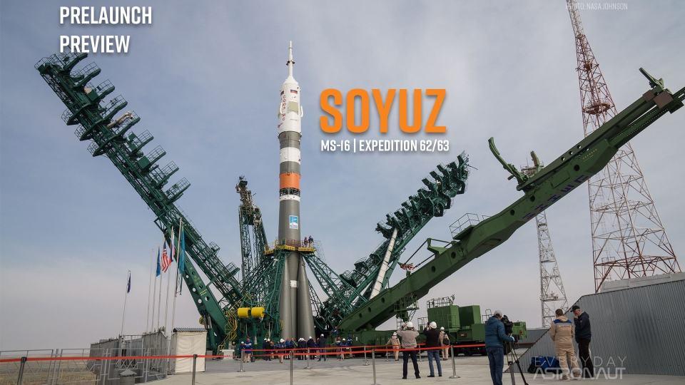 Soyuz 2.1a | Soyuz MS-16