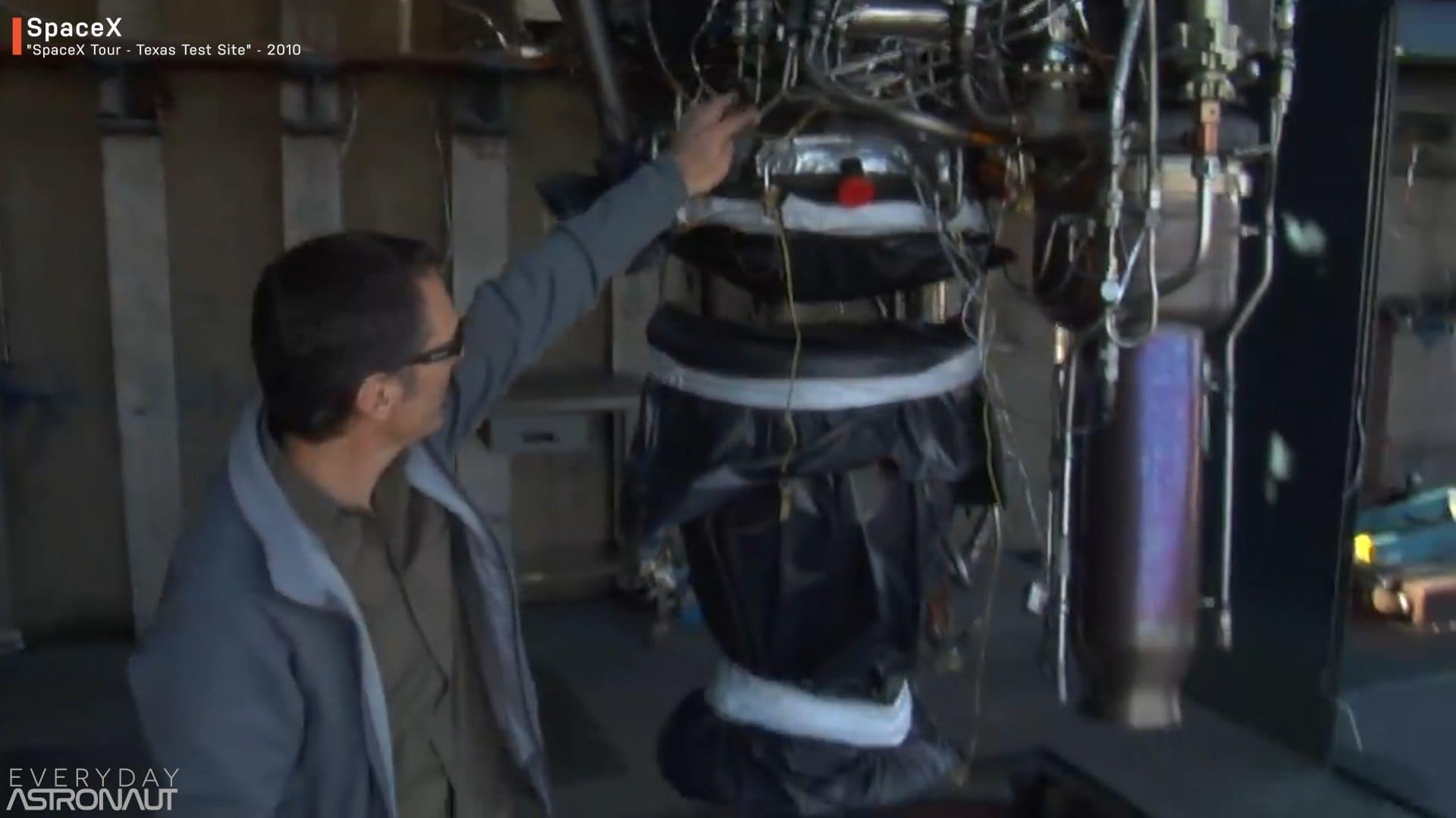 Tom Mueller SpaceX Tom Mueller McGregor