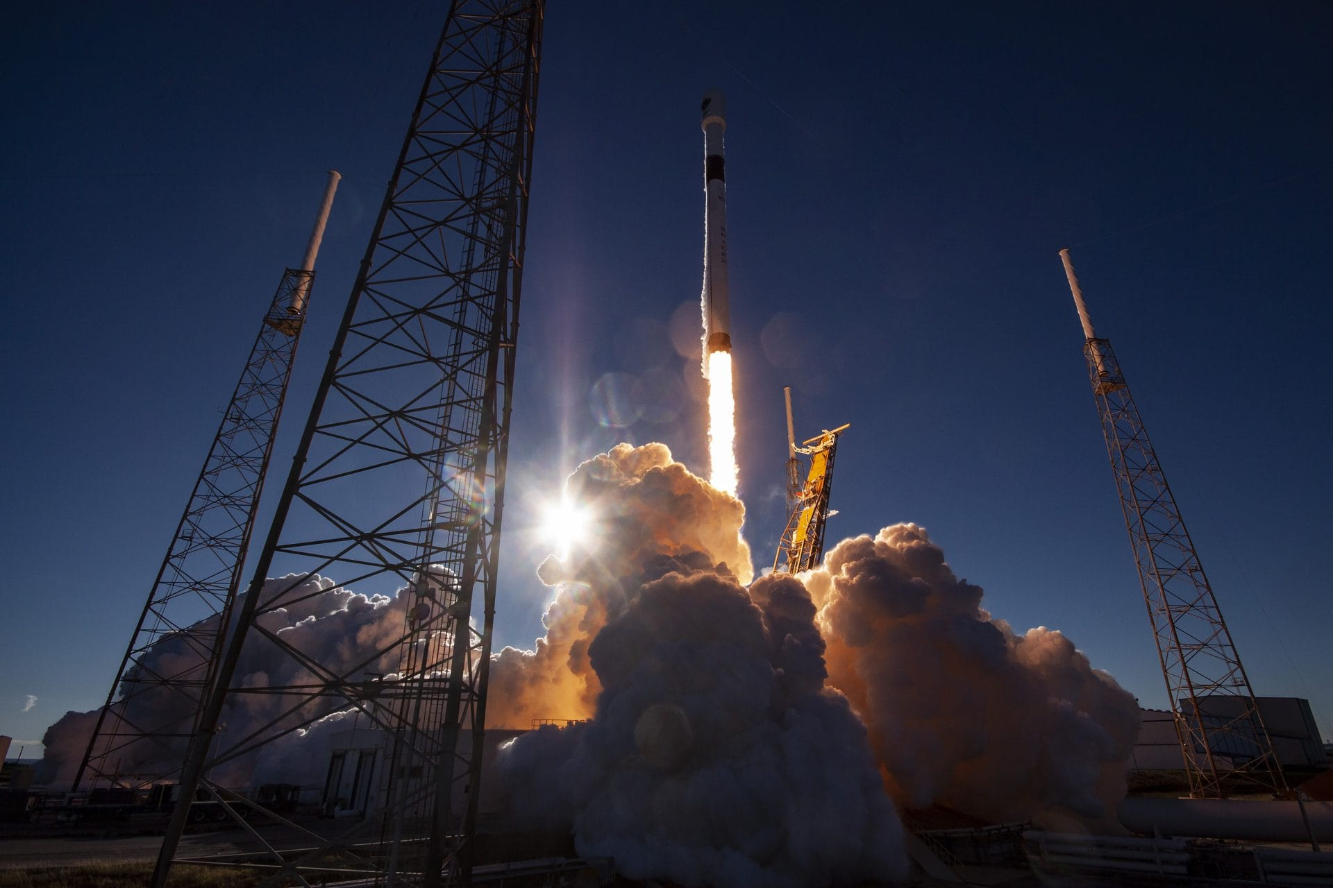 SpaceX launching GPS Block III on Falcon 9