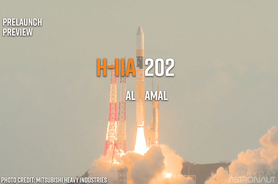 Al Amal – Emirates Mars Mission | Prelaunch Preview