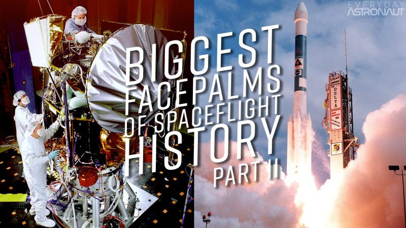 Mars Climate Orbiter Biggest facepalm space palm of spaceflight history nasa metric vs English mistake conversion