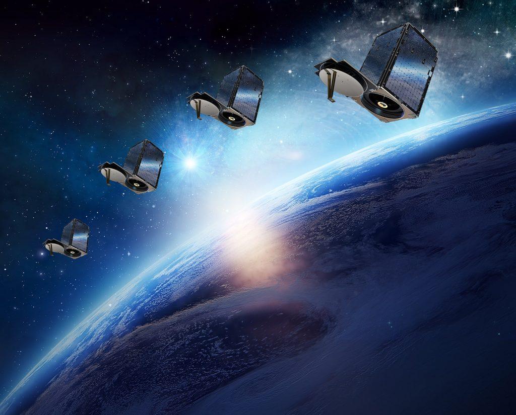 Sky Sat Starlink mission