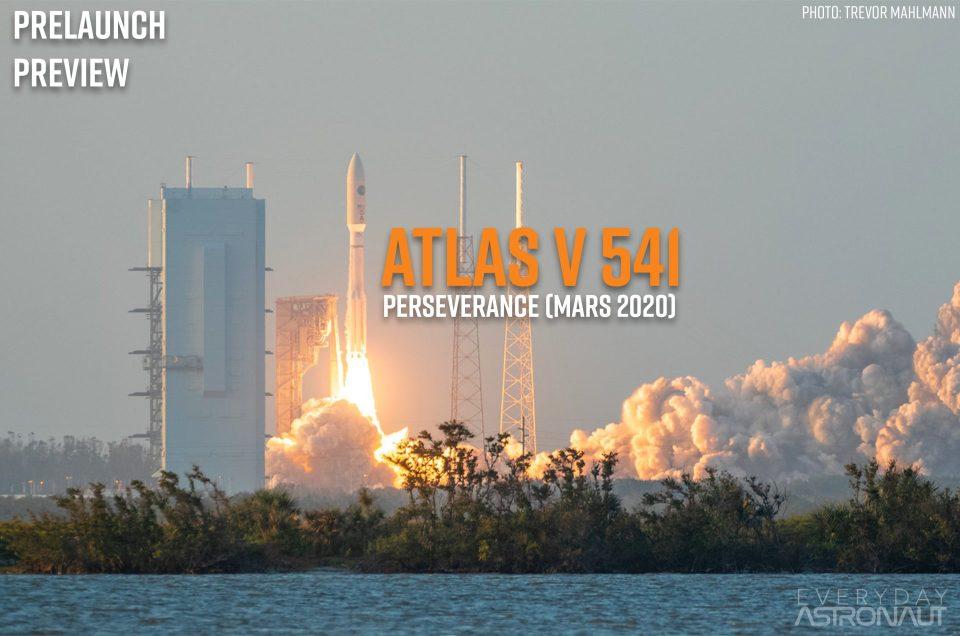 Mars 2020 | Atlas V 541