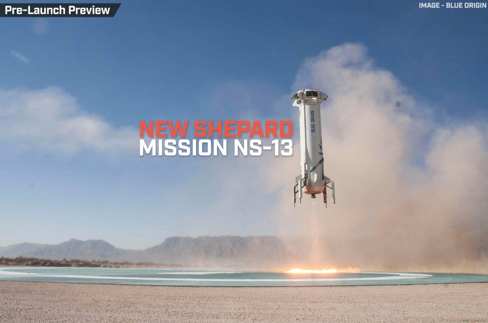 NS-13 | New Shepard