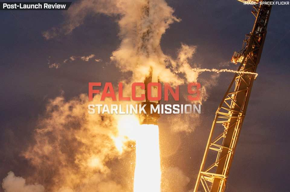 Starlink 14 | Falcon 9 Block 5