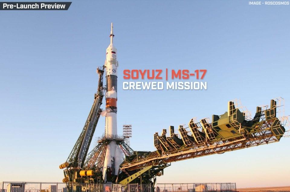 Soyuz MS-17 | Soyuz 2.1a