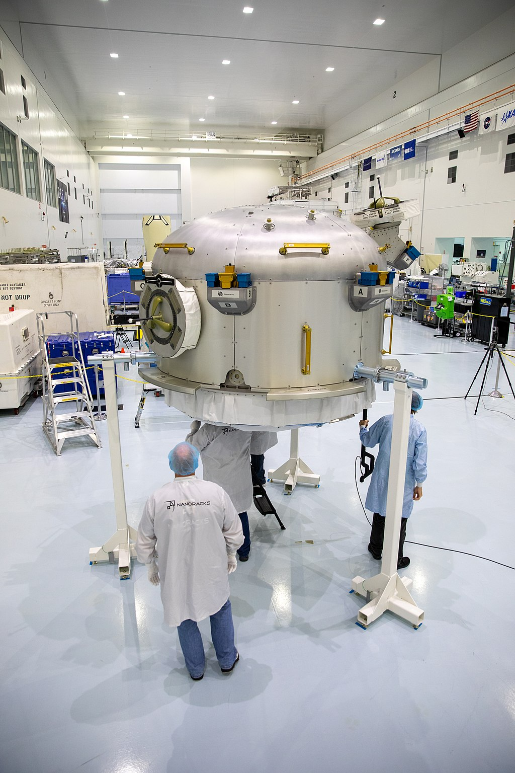 CRS-21 payload
