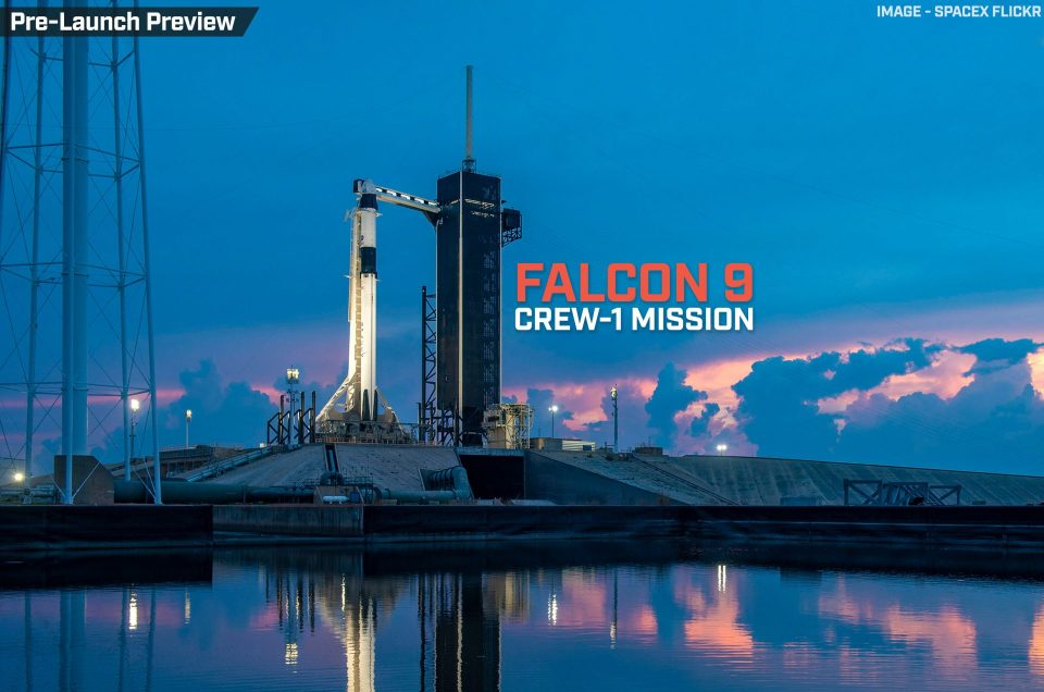 Crew-1 (USCV-1) | Falcon 9 Block 5