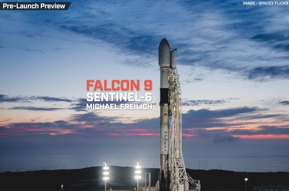 Sentinel-6A | Falcon 9 Block 5