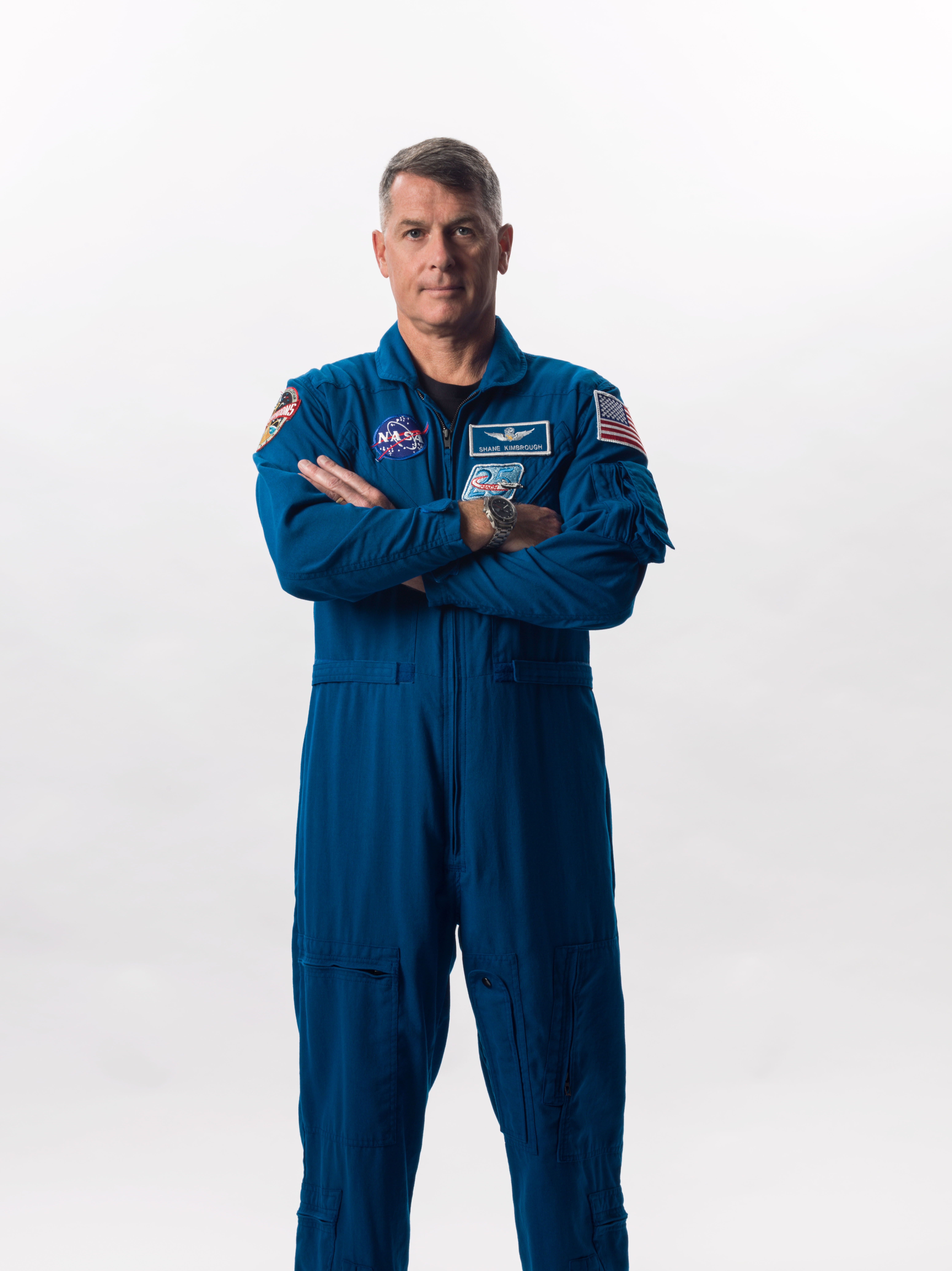 Crew-2 astronaut