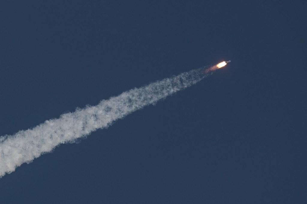 Soyuz MS-18 launch