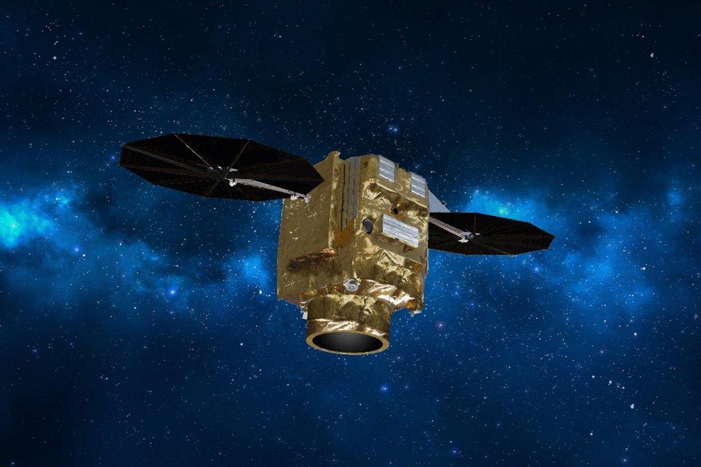 Pléiades Neo 4 satellite