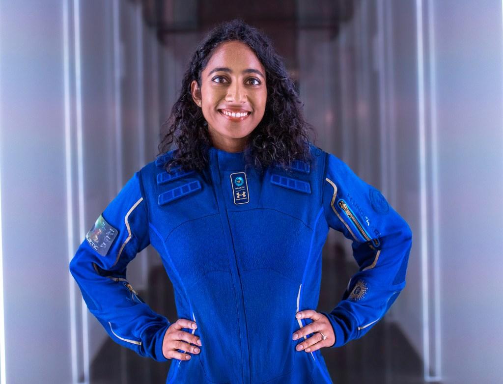 Sirisha Bandla, virgin galactic