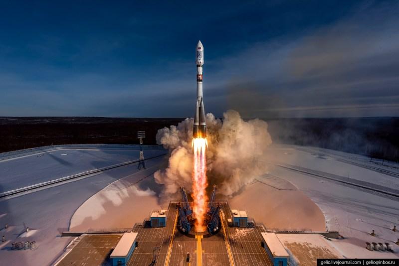 Soyuz 2.1a launch
