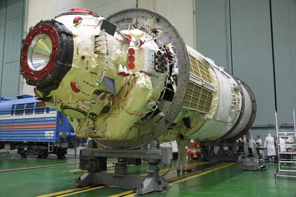 "The Multipurpose Laboratory Module ""Nauka"""