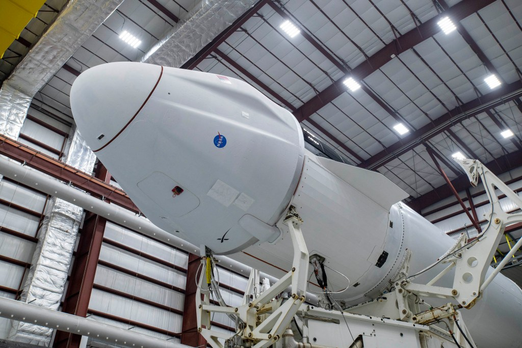 The upgraded version of SpaceX's Cargo Dragon spacecraft, Dragon 2, CRS-23 mission